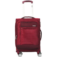 Estonia 8 Wheel Expandable Cabin Luggage   22 inch  Re