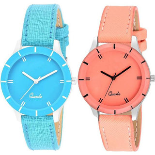 HRV ORNG-SB Analog Watch - For Girls