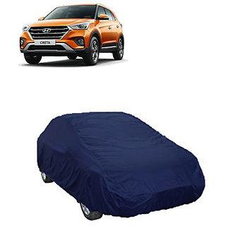 QualityBeast Extreme Car Body Cover for Hyundai Creta (Blue)