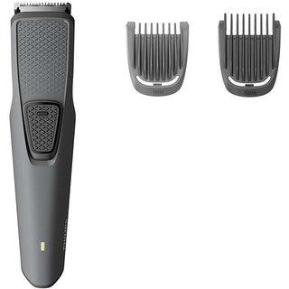 Philips BT1210 Cordless Trimmer for Men  (Grey)
