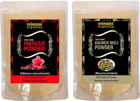 Donnara Organics 100% Pure Hibiscus Powder Face Pack