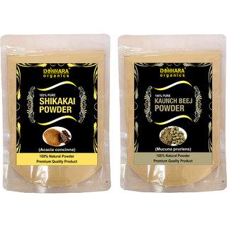 Donnara Organics 100% Pure Shikakai Powder Face Pack