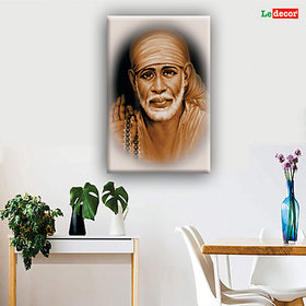 Sai Baba Wooden