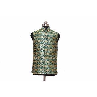 Madhu Shree Safa  Sherwani Jodhpuri Men's multi colour nehru jacket