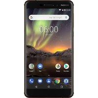 Nokia 6.1  Black, Copper, 32  GB   3  GB RAM