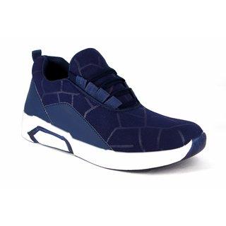 Fabi Footwear Fabi9003NB Men's Navy Blue  Casual Sport Shoe