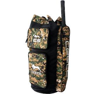 Ceela Sports Camo Duffle Cricket Kit Bag