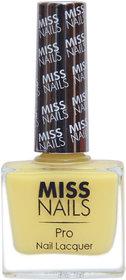 Miss Nails Long Lasting And Long Stay Nail Polish