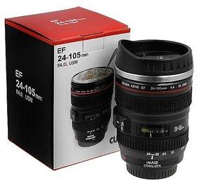 S4D Camera Lens Plastic Coffee Mug