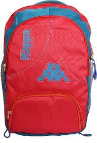 KAPPA Laptop Backpack For Men  Women (Red)