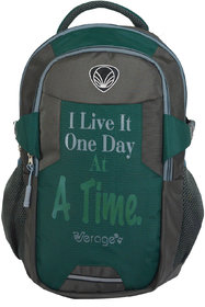 VERAGE Laptop Backpack For Men  Women (Green)