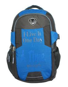 VERAGE Laptop Backpack For Men  Women (Blue)