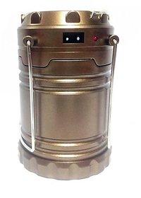 LED Solar Emergency Light Lantern + USB Mobile Charger, 3 Power Source Solar, Battery, Lithium Battery, Travel Camping