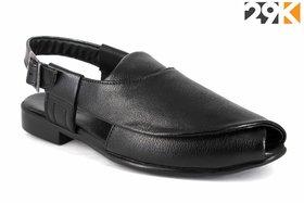 29K Exclusive Black Outdoor Sandals