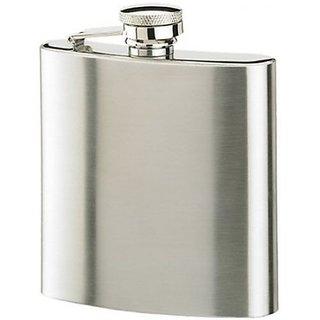 Kudos Stainless Steel Hip Flask