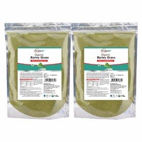 Way2Herbal Barley Grass 1 kg Powder Value Pack of 2