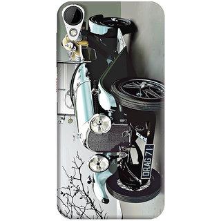 FurnishFantasy Mobile Back Cover for HTC Desire 825 - Design ID - 0743