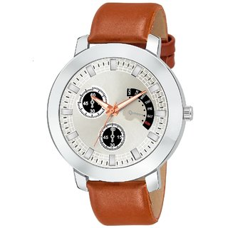 TRUE COLORS NEW SIMPLE N SOBER LOOK WATCH FOR MEN N BOYS WITH 6 MONTH WARRANTY