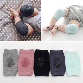 New Safety Baby Kids Crawling Elbow Cushion Infants Toddlers Knee Pads Protector