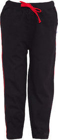 Haoser Junior Boys Cotton Black kids lowers for boys 2 to 11 years