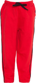 Haoser Junior Boys Cotton Red lower for boys sports stylish