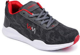 Lawman Pg3 Charcoal  Sports Shoe For Men