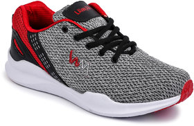 Lawman Pg3 Grey Red Sports Shoe For Men