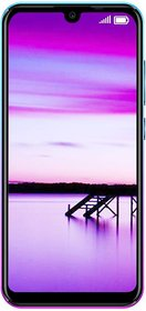 Coolpad Cool3 (full vision with Dewdrop Screen) Indigo