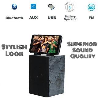 Flow Denim 3 W Bluetooth Home Audio Speaker