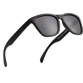 Royal Son Wayfarer Retro Square Latest Sunglasses For Men Women (Polarized Black UV Protected Unisex Goggles)