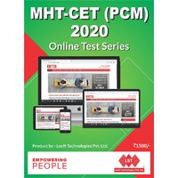 MHT CET PCM 2020 Online Test Series (Basic Pack) as per NTA Pattern  Revised MHT-CET Syllabus (11th 20  12th 80)