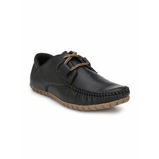 buy el paso men's black lace up casual shoes online  get