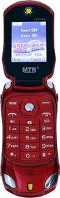 MTR FARARI 2.4 Inches(6.1cm) Display Dual Sim Feature Phones