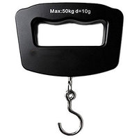 50Kg Digital Weighing Scale Heavy Duty Hand Gripped Portable for Luggage Scale