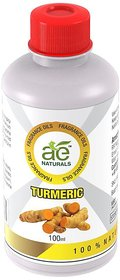 AE Naturals Turmeric Fragrence Oil For Hand Made Soaps  cosmetics  100ml