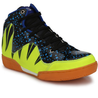VSS Mens Multi Synthetic Leather Basketball Shoes
