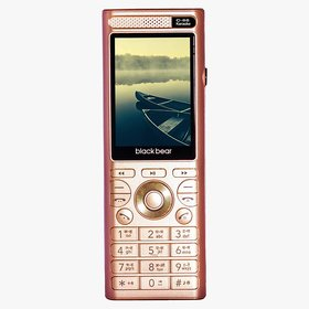 Blackbear C-88 Karaoke (Gold) Triple Sim 2.8 TFT Display Digital Camera