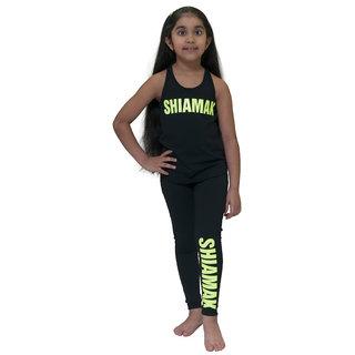 Shiamak Girls Athletic Legging