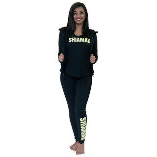 Shiamak Womens Athletic Legging