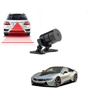 Auto Addict Car Styling Anti Collision Safety Line Led Laser Fog Lamp Brake Lamp Running Tail Light-12V Cars For BMW I8