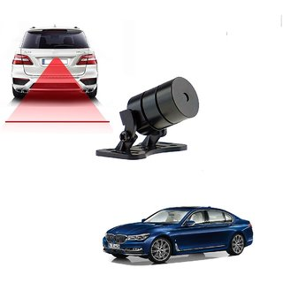 Auto Addict Car Styling Anti Collision Safety Line Led Laser Fog Lamp Brake Lamp Running Tail Light-12V Cars For BMW 7 Series