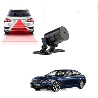 Auto Addict Car Styling Anti Collision Safety Line Led Laser Fog Lamp Brake Lamp Running Tail Light-12V Cars For BMW 5 Series