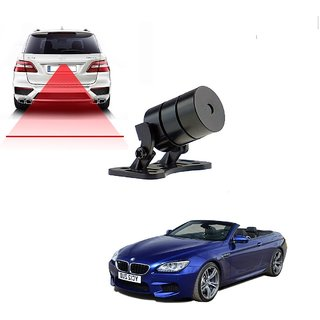 Auto Addict Car Styling Anti Collision Safety Line Led Laser Fog Lamp Brake Lamp Running Tail Light-12V Cars For BMW 6 Series