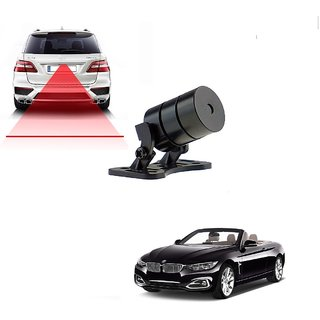 Auto Addict Car Styling Anti Collision Safety Line Led Laser Fog Lamp Brake Lamp Running Tail Light-12V Cars For BMW 4 Series
