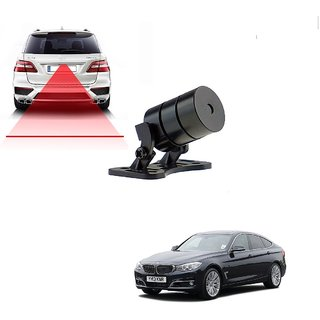 Auto Addict Car Styling Anti Collision Safety Line Led Laser Fog Lamp Brake Lamp Running Tail Light-12V Cars For BMW 3 GT
