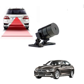 Auto Addict Car Styling Anti Collision Safety Line Led Laser Fog Lamp Brake Lamp Running Tail Light-12V Cars For BMW 3 Series