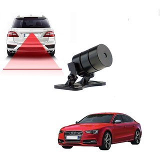 Auto Addict Car Styling Anti Collision Safety Line Led Laser Fog Lamp Brake Lamp Running Tail Light-12V Cars For Audi S5