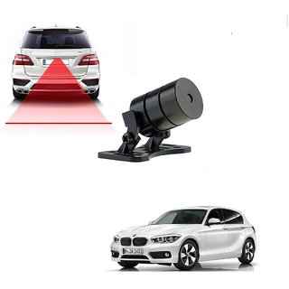 Auto Addict Car Styling Anti Collision Safety Line Led Laser Fog Lamp Brake Lamp Running Tail Light-12V Cars For BMW 1 Series