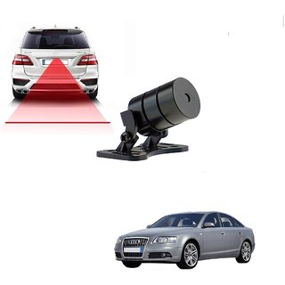 Auto Addict Car Styling Anti Collision Safety Line Led Laser Fog Lamp Brake Lamp Running Tail Light-12V Cars For Audi A6