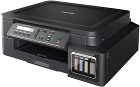 Brother DCP-T510W IND Multi-function Wireless Printer(Black, Refillable Ink Tank)
